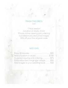 Trashthedress